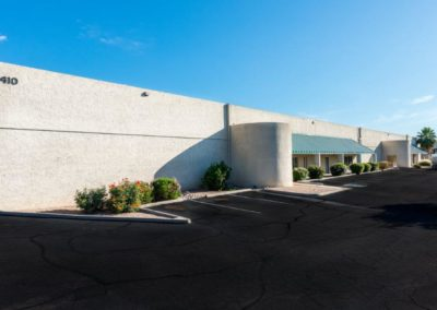 Zoned Properties_Tempe Medical Marijuana Business Park_Front West