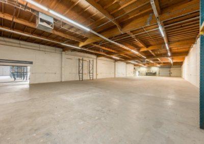 Warehouse - East Bay, Southeast Corner
