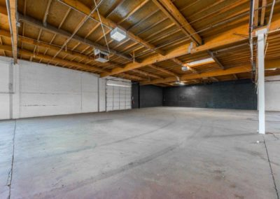 Warehouse - West Bay, Mid Floor Looking Northwest