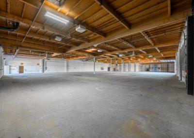Warehouse - West Bay, Northwest Corner