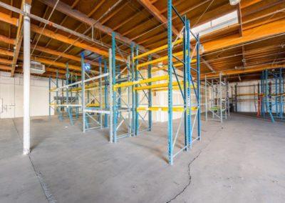 Warehouse - West Bay, Storage Racks